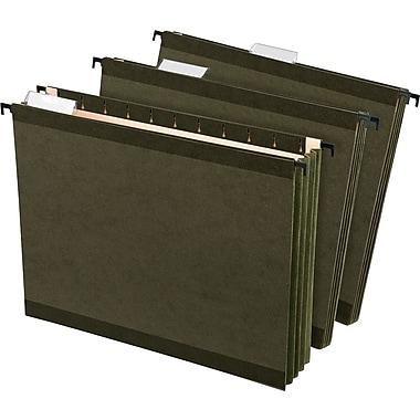 Pendaflex® – Pochettes à suspendre SureHook™, format lettre, vertes