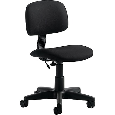 Staples® Steno Chair, Black