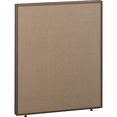 Bush Business Furniture ProPanels 42H x 36W Panel, Harvest Tan/Taupe (PP42536-03)