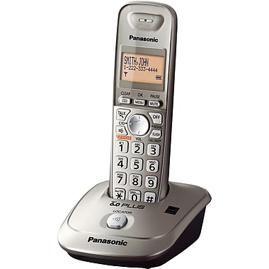 Panasonic KX-TG4011N DECT 6.0 Plus Cordless Telephone