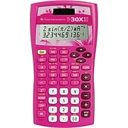 Texas Instruments TI-30XIIS 10-Digit Scientific Calculator, Pink