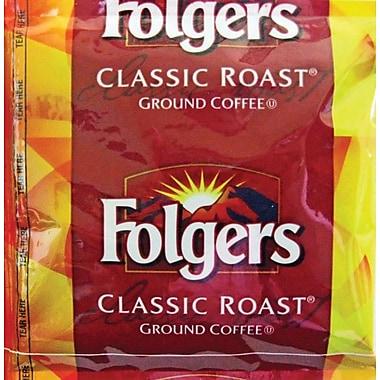 Folgers® Classic Roast Ground Coffee, Regular, .9 oz., 36 Packets