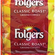 Folgers® Classic Roast Ground Coffee, Regular, 1.5 oz., 42 Packets