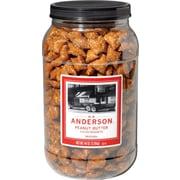 Anderson Pretzels, Peanut Butter, 44 Oz. (GOV7543670105)