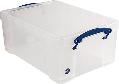 Really Useful Box® 9 Liter, Clear (US9C)