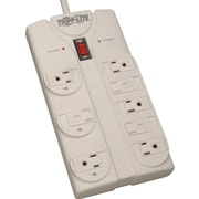 Tripp Lite® 8-Outlet Surge Suppressors, 1,900 Joule