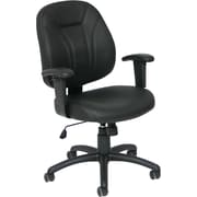 Global® Obusforme Task Chair, Black