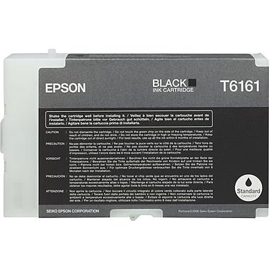Epson T6161 Black Ink Cartridge (T616100)