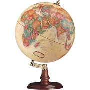 "Replogle Cranbrook 12"" Antique Ocean Desk Globe"