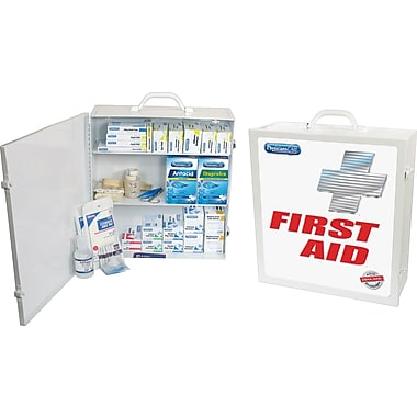 PhysiciansCare® Industrial ANSI/OSHA Compliant First Aid Kit for 100 People, Contains 694 Pieces