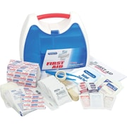 PhysiciansCare® 182 Piece First Aid Kit for 25 People