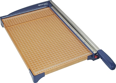 """Westcott® Wood Guillotine Trimmer, 18"""""""