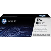 HP 12A Black Toner Cartridge (Q2612A)