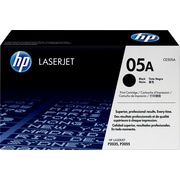 HP 05A Black Toner Cartridge (CE505A)
