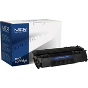 MICR Black Toner Cartridge Compatible with HP 53A (Q7553A)