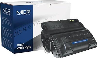 MICR Black Toner Cartridge Compatible with HP 42A (Q5942A)