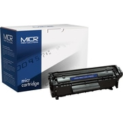 MICR Black Toner Cartridge Compatible with HP 12A (Q2612A)