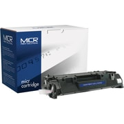 MICR Black Toner Cartridge Compatible with HP 05X (CE505X), High Yield