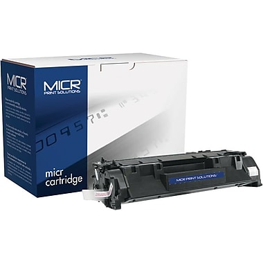 MICR Black Toner Cartridge Compatible with HP 05A (CE505A)