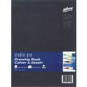 "Hilroy Studio Pro Drawing Book, 9"" x 12"", 50 Sheets"
