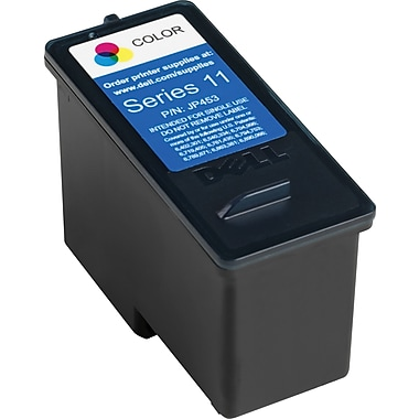 Dell Series 11 Color Ink Cartridge (JP453), High Yield