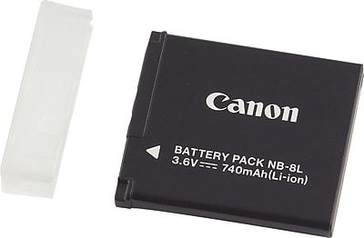 Piles pour appareils photo