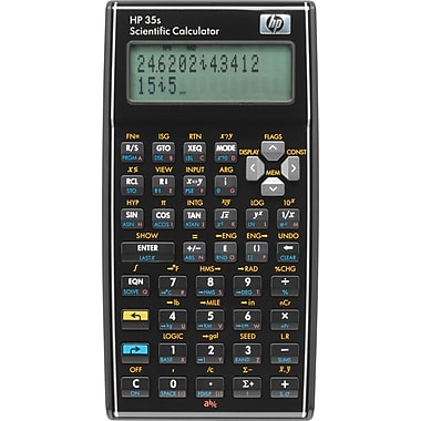 HP® - Calculatrice scientifique 35s programmable