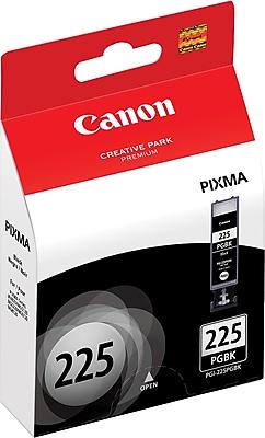 Canon PGI-225BK Black Ink Cartridge (4530B001)