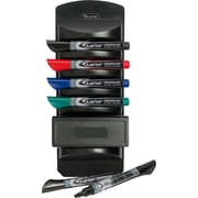 Quartet® EnduraGlide® Dry-Erase Marker Caddy, Each