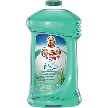 Mr. CleanMD ® Liquide multisurfaces avec parfum Febreze, bruine et pluie des prés