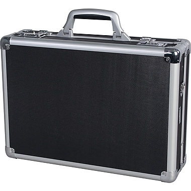 nextech 17 abs attache briefcase black staples