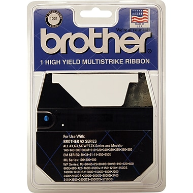 Brother 1031 Multistrike Ribbon