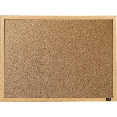 Tableaux de liège avec cadre en chêne de Quartet