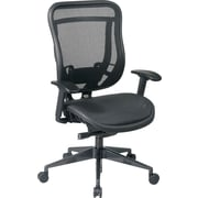 Office Star - Fauteuil de direction Matrex, noir