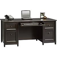 Sauder Edgewater Collection Executive Desk