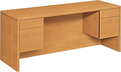HON 10500 Series Kneespace Credenza for Office Desk or Computer Desk, 72