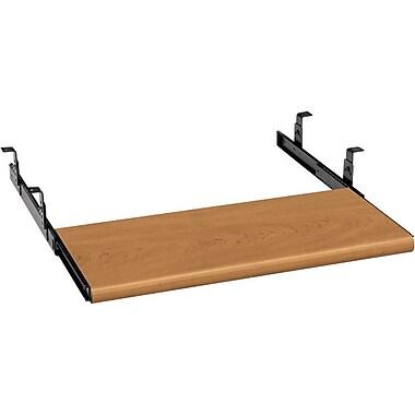 HON® Slide-Away Keyboard Platform, Harvest
