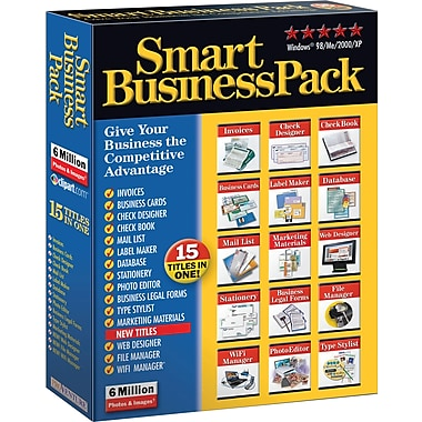 Avanquest - Suite Smart Business Pack, Version 4.0, anglais