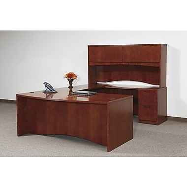 Office Star Napa Collection, Mahogany