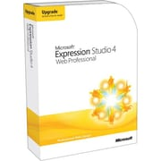 Microsoft Expression Studio 4 Web Professional Upgrade [Boxed]