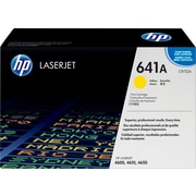 HP 641A (C9722A) Yellow Original LaserJet Toner Cartridge