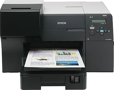 Business Inkjet Printers