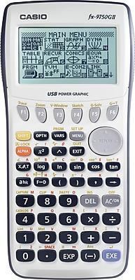 Casio Graphing Calculator (FX-9750GII)