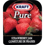 Kraft® Pure Strawberry Jam Packet, 16 mL, 200/Pack