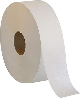 Acclaim® Jumbo Jr. 1-Ply Toilet Paper by GP PRO, White, 4000' Per Roll, 6 Rolls/Case (13105)