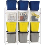 Bin Warehouse 12 Tote Compact Storage System