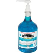 Listerine® Cool Mint Mouthwash, 1-gal. Pump