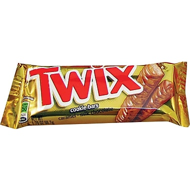 Twix® Caramel Cookie Candy Bars