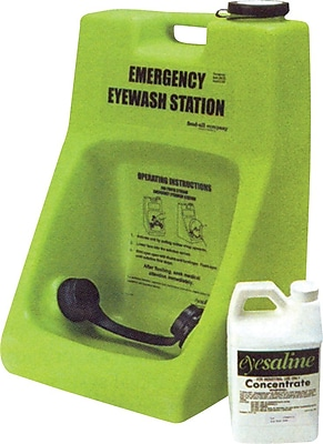 Eye Wash Stations & Emergency Showers