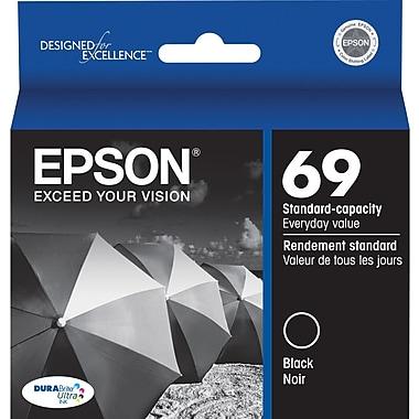 Epson® – Cartouche d'encre noire 69 (T069120)